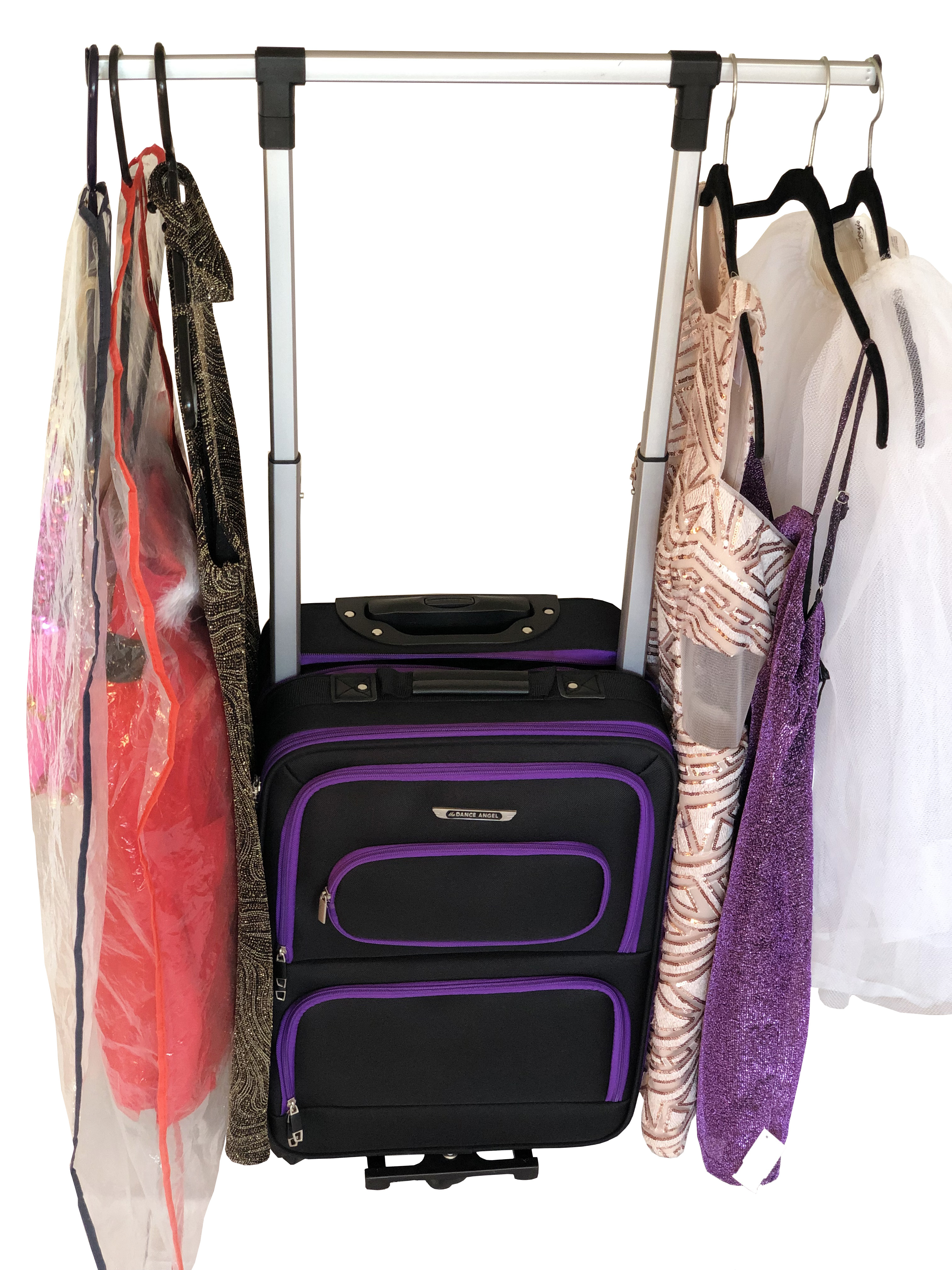 77fd1a20ea7 Purple Reign Carry-On (Limited Edition) - THE DANCE ANGEL